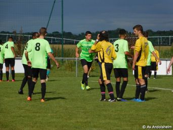 Coupe d'Alsace As Andolsheim Vs As Winzenheim 28