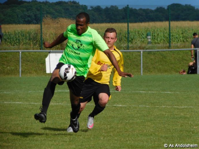 Coupe d'Alsace As Andolsheim Vs As Winzenheim 30