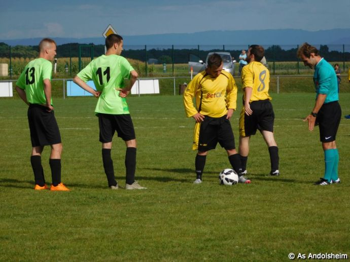Coupe d'Alsace As Andolsheim Vs As Winzenheim 33