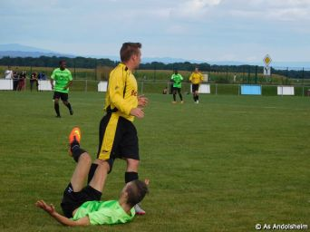Coupe d'Alsace As Andolsheim Vs As Winzenheim 35
