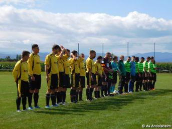 Coupe d'Alsace As Andolsheim Vs As Winzenheim 4