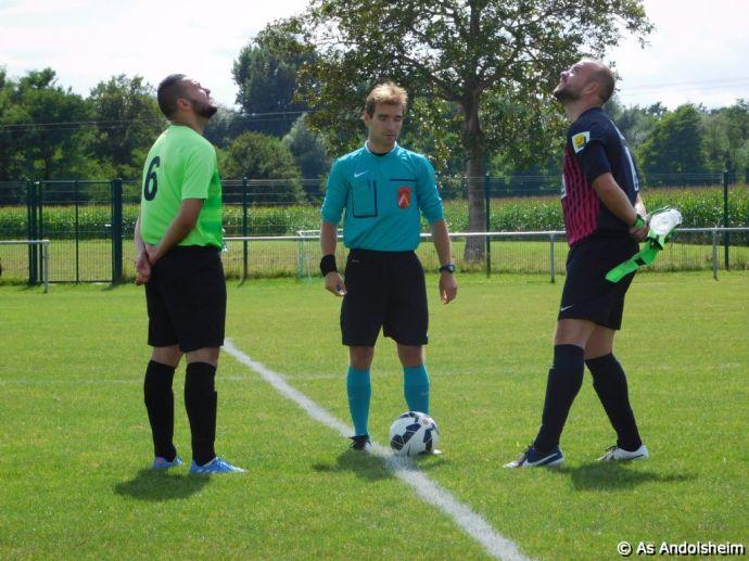 Coupe d'Alsace As Andolsheim Vs As Winzenheim 8