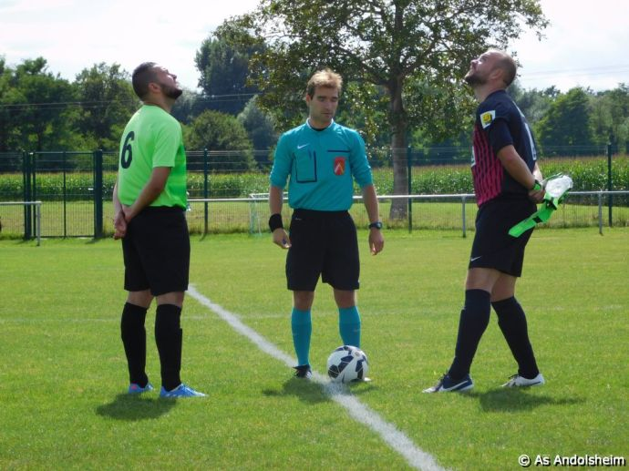 Coupe d'Alsace As Andolsheim Vs As Winzenheim 8