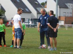 As Andolsheim Tournoi de rentree U 11 FC Horbourg wihr 80