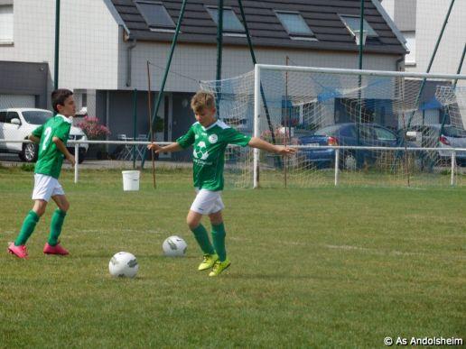 As Andolsheim Tournoi de rentree U 11 FC Horbourg wihr 89