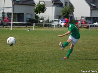As Andolsheim Tournoi de rentree U 11 FC Horbourg wihr 91