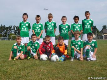 As Andolsheim Tournoi de rentree U 11 FC Horbourg wihr 96