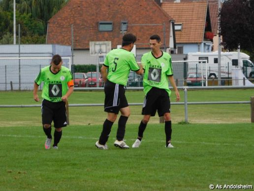 As Andolsheim Vs Us Colmar 0