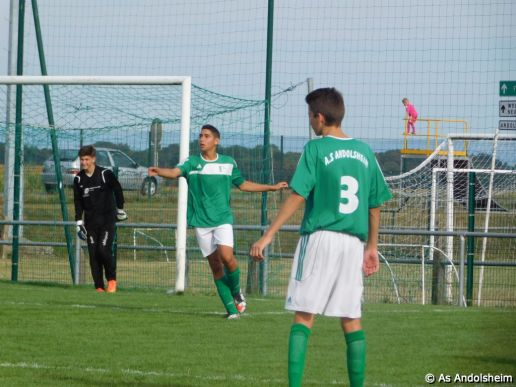 Gambardella As Andolsheim Vs Real Mulhouse 10