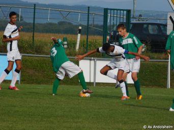Gambardella As Andolsheim Vs Real Mulhouse 28