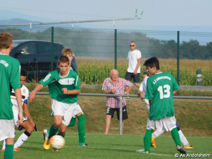 Gambardella As Andolsheim Vs Real Mulhouse 30