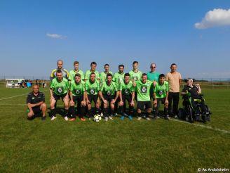 Séniors 1 As Andolsheim Cycle Aller Saison 2016 - 2017