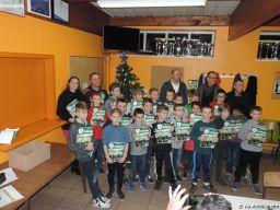 AS Andolsheim fete Noel des U 11 3