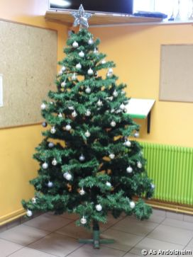AS Andolsheim fete Noel des U 11 40