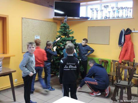 AS Andolsheim fete Noel des U 11 42