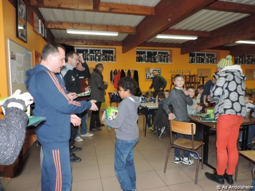AS Andolsheim fete Noel des U 11 8