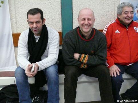 as andolsheim U 15 A tournoi en salle Fc Horbourg Wihr 7