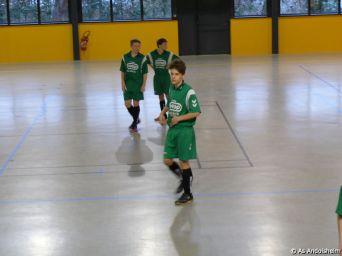 as andolsheim U 15 Promo Tournoi en salle ASC Biesheim 15