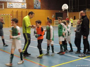 as andolsheim U 11 tournoi en salle AS Wintzenheim 26