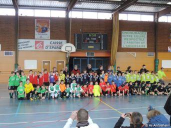 as andolsheim U 11 tournoi en salle AS Wintzenheim 31