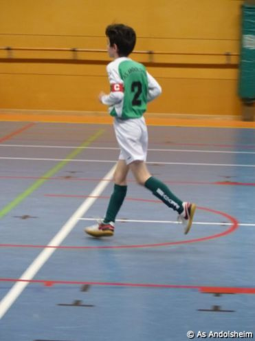 as andolsheim U 11 tournoi en salle AS Wintzenheim 7