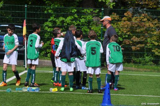 U 11 A AS Canton vert VS AS Andolsheim 00011