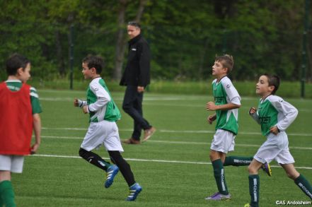 U 11 A AS Canton vert VS AS Andolsheim 00020