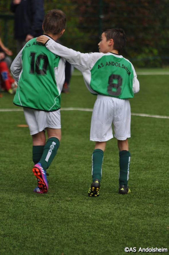 U 11 A AS Canton vert VS AS Andolsheim 00021