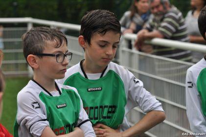 U 11 A AS Canton vert VS AS Andolsheim 00022