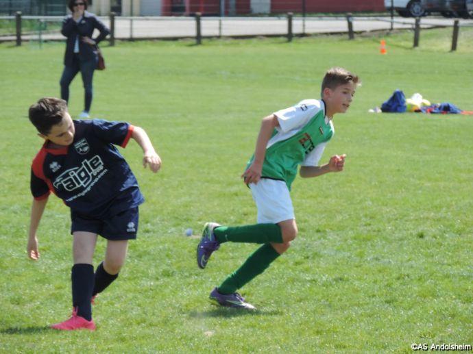 as andolsheim U 11 vs fc st Croix en Plaine 00023