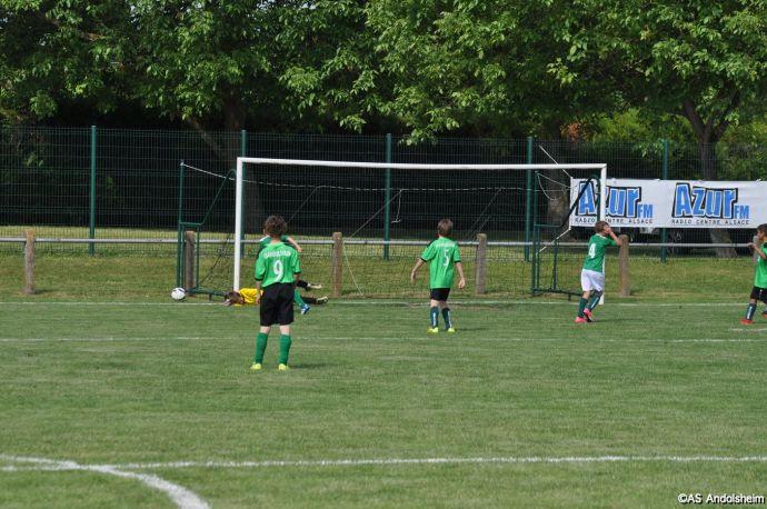 FETE DU CLUB AS ANDOLSHEIM match U 11 00045