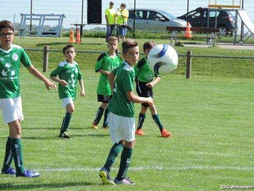 FETE DU CLUB AS ANDOLSHEIM match U 11 00077