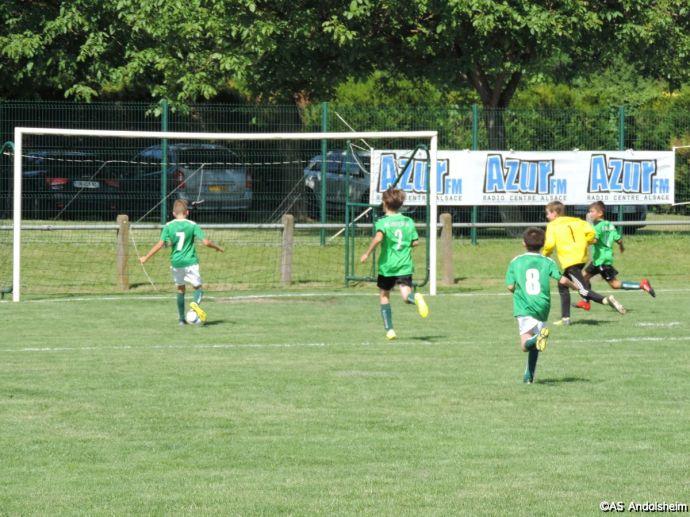 FETE DU CLUB AS ANDOLSHEIM match U 11 00080