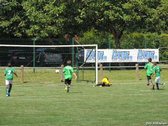 FETE DU CLUB AS ANDOLSHEIM match U 11 00081