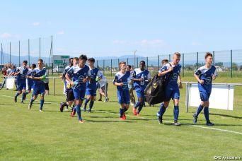 U 17 nationaux Racing Vs SAS Epinal fete du club as andolsheim 00001