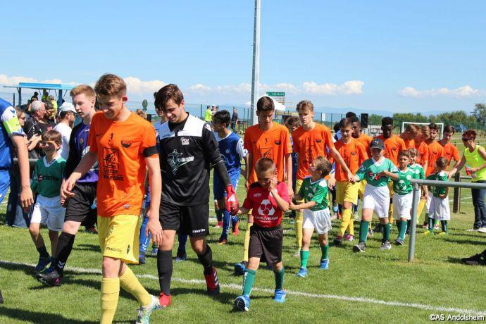 U 17 nationaux Racing Vs SAS Epinal fete du club as andolsheim 00010