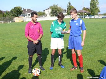 AS Andolsheim U 15 Promo Vs FC Heiteren 00003