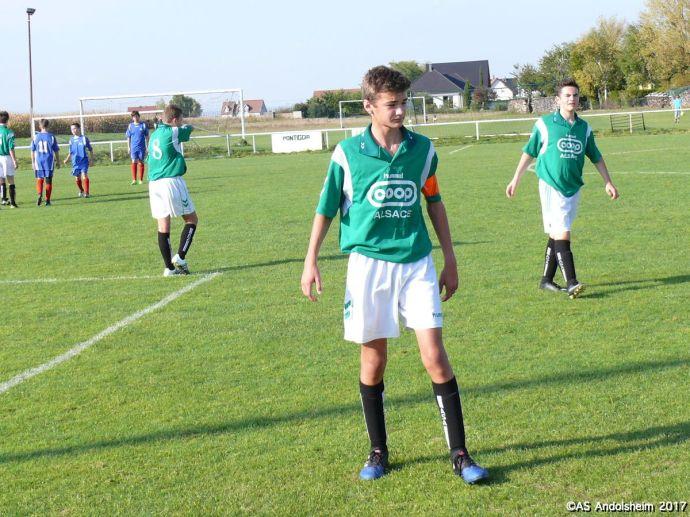 AS Andolsheim U 15 Promo Vs FC Heiteren 00008