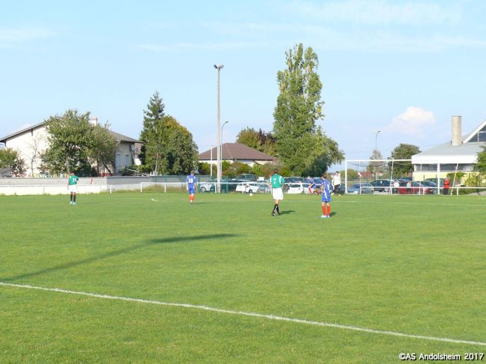 AS Andolsheim U 15 Promo Vs FC Heiteren 00011