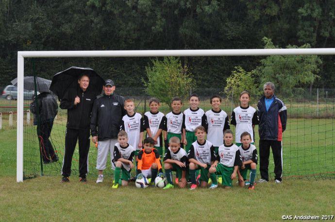 as andolsheim U 11 Match amical As Wintzenheim 00000