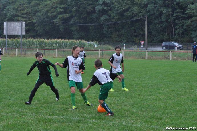 as andolsheim U 11 Match amical As Wintzenheim 00008