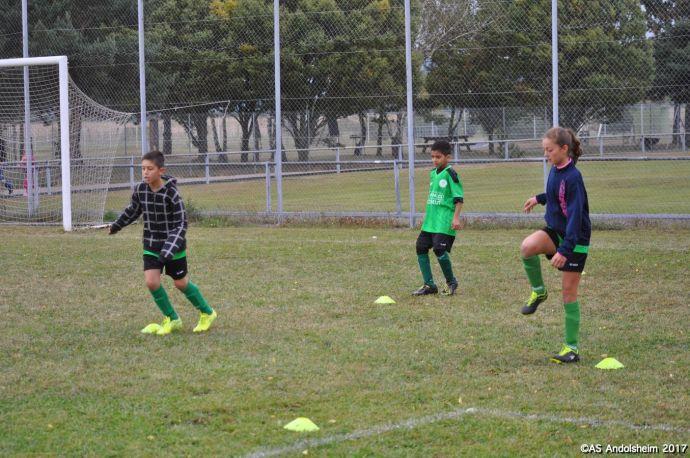 as andolsheim U 11 rencontre interclub Vogelsheim 00000
