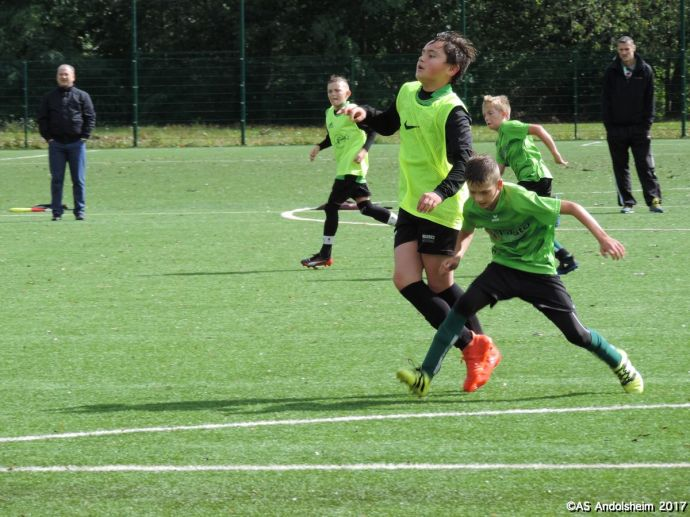 as andolsheim U 13 vs as canton vert 00008