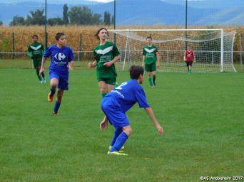 as andolsheim U 15 AS Andolsheim vs AS Turckheim 00013