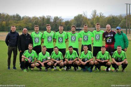 as andolsheim senior 1 Vs AS Guemar 00042