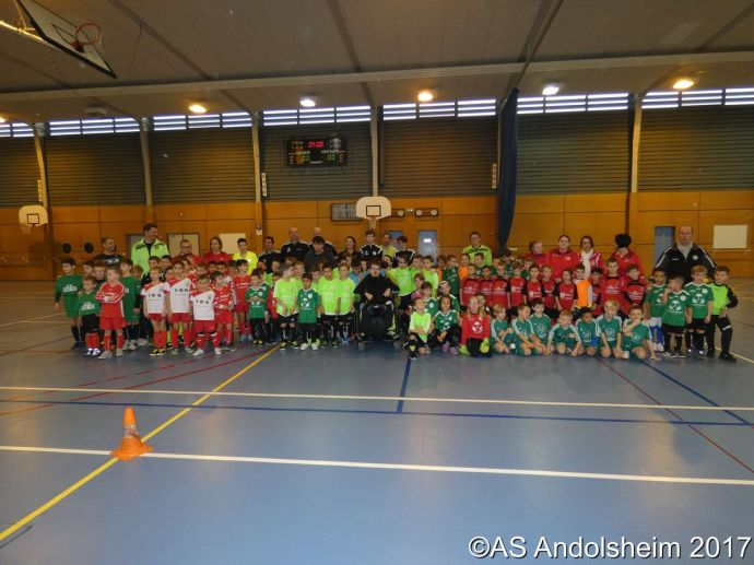 AS Andolsheim Tournoi en salle Pichounes Débutants 2018 00048