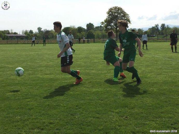 as andolsheim U 18 vs as Turckheim 00011