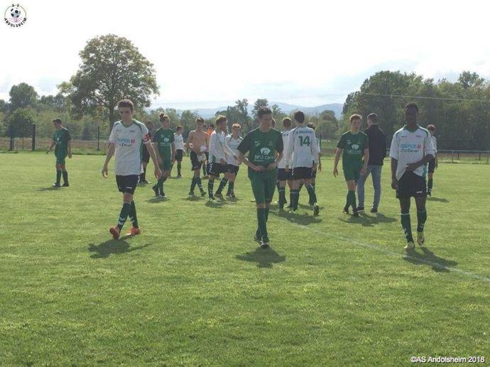 as andolsheim U 18 vs as Turckheim 00033