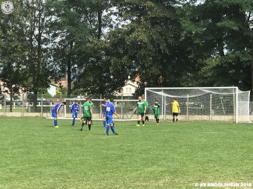 AS ANDOLSHEIM SENIORS 3 VS FC Niedergerheim 2018 00010