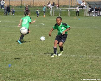 as andolsheim U 11 rentrée du foot 2018 00004